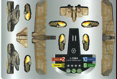 C-9979 LANDING CRAFT GA024 STAR WARS POCKETMODEL