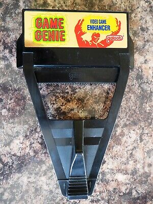 GAME GENIE by Galoob for Nintendo NES  - PAL