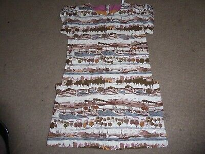 Joules girls cotton  top age 8Yrs