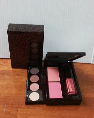 Laura Mercier Going Glam Face Palette Eye Cheek Lip Makeup Compact *NEW IN BOX*