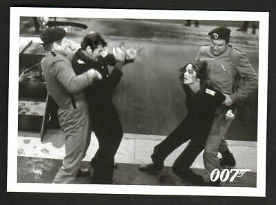 James Bond Archives 2015 The Spy Who Loved Me Throwback Chase Card #63