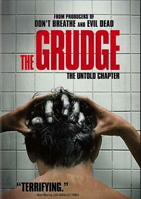 The Grudge (DVD 2020) New Release 3/24-Horror/Mystery-Ships First Class!