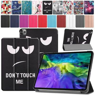 For 2020 iPad Pro 11 inch 2nd Gen Tablet Magnetic Smart Folding Cover Stand Case