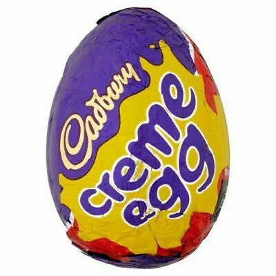 2 boxes of Cadbury Creme Easter Egg, 4.8oz/4ct 8ct total
