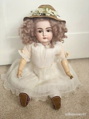 antique bisque doll 167 germany