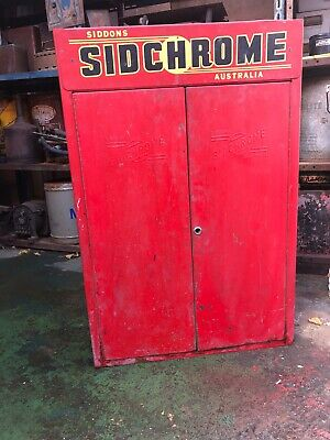 Sidchrome Vintage Tool Chest 1960's