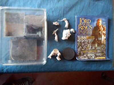 Games Workshop Lord of the Rings Moria Cave Troll Complete LoTR Metal Tolkien