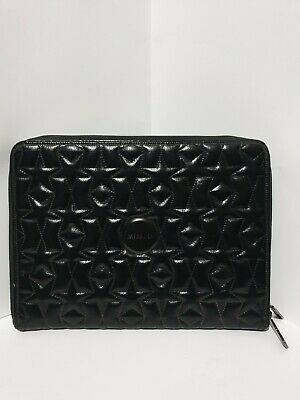 MIMCO Black Star Laptop Case In GREAT NEW CONDITION