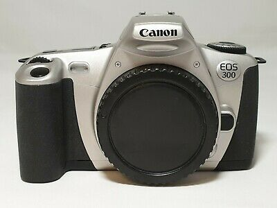 EXCELLENT +++++ Canon EOS 300 35mm SLR Film Camera Body Only