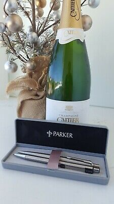 PARKER VINTAGE COLLECT PEN  x 2 BOX SET WRITING STUDY UNI school business office