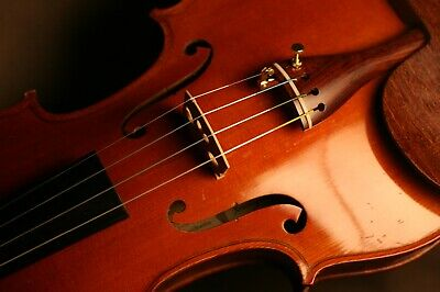 Good Old Antique French Violin Made By Laberte Circa 1920.