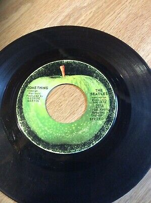 The Beatles - Something / Come Together - 45