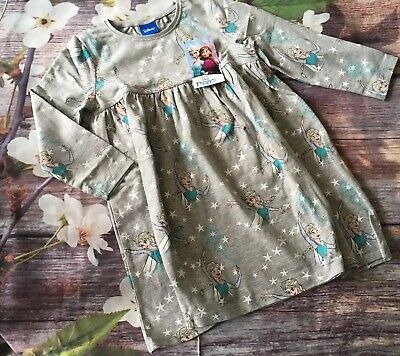 Next Girls Dress Frozen 2-3 Years BNWT