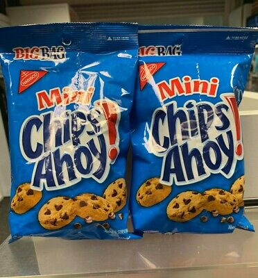 Chips Ahoy Minis X 2 Bags