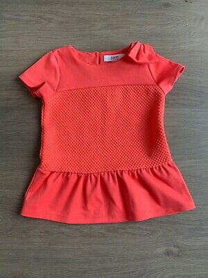 Ted Baker Girls Top Size 5-6 Years