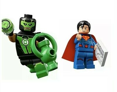 Superman & Green Lantern DC Super Heroes LEGO Minifigures Series 71026