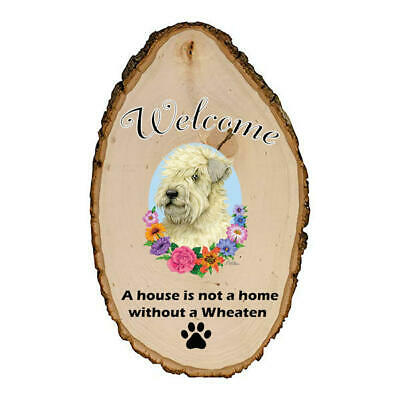 Starprint SOFT COATED WHEATEN TERRIER ON BOARD Sticker