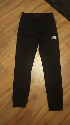 The North Face Large Youth LY joggers Black (worn twice) see description