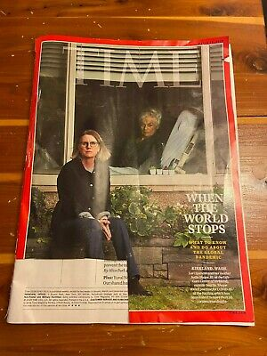 Time Magazine March 30 2020