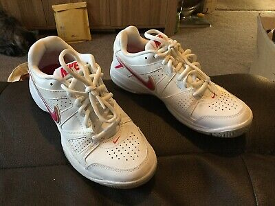 Nike City Court White Trainers Size 4.5