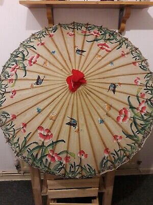Oriental/Chinese Style Paper Parasol