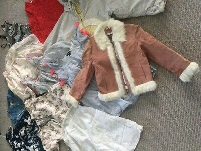 Girls Size 7-8 Bundle 13 Items inc.Fred Bare. Witchery. Rip Curl. DKNY. Pavement