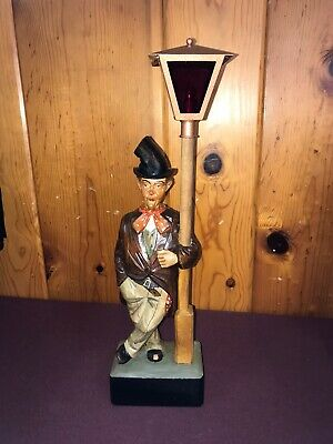 BLACK FOREST KARL GRIESBAUM AUTOMATION HAND CARVED HOBO WHISTLER New Bellows.