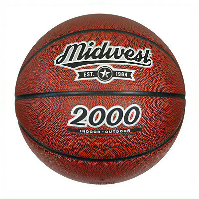 Size 7 Basketball Midwest 2000