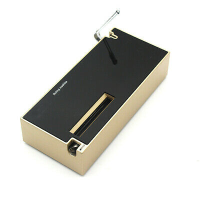 One New Electric Automatic Cigarette Rolling Machine Voltage 220V Injector Maker
