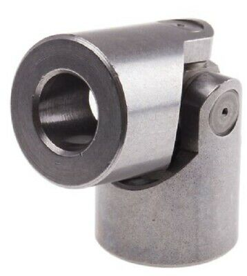 RS Pro UNIVERSAL JOINT 600Nm Single Plain, Steel- 60x28x14mm Or 68x32x16mm