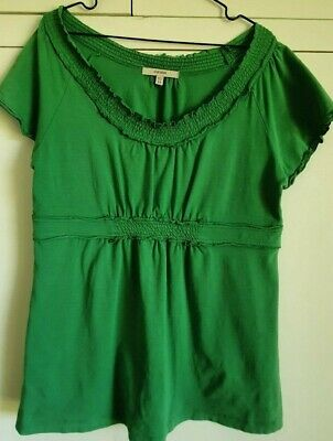 Piper Short Maternity Top - Size 14