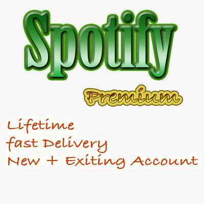⚡Spotify Premium Upgrade | Lifetime | Fast Delivery | New + Existing Account⚡