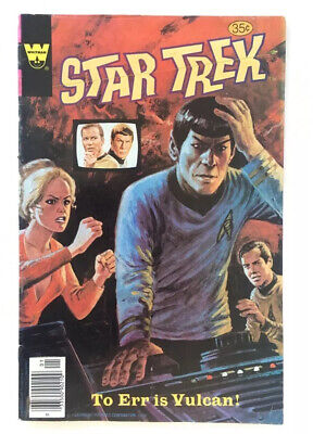 STAR TREK COMIC No. 59 January 1979 Nimoy & Shatner FEATURE on COVER