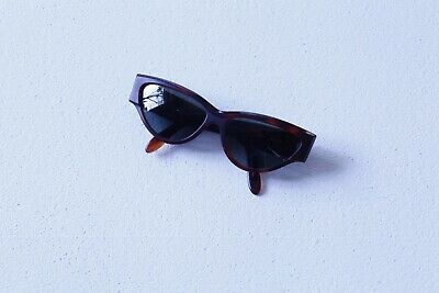 B&L Ray Ban U.s.a. Cat Eyes, Original, Used, Onyx.