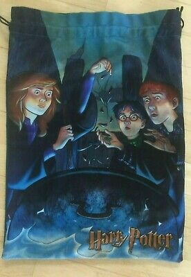 HARRY POTTER Library Book Bag