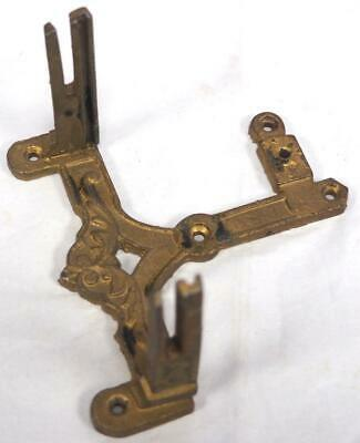 Wonderful Carved Vienna Movement Bracket - Bracket To hold Movement Wall Clock