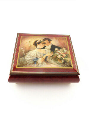 """Reuge Spieluhr """"A Token of Love """", Limited Edition 167/2000"""