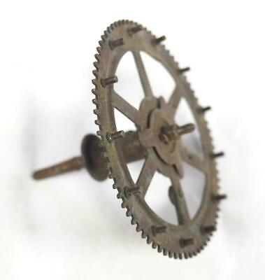 English Longcase Star Wheel Clock Parts Grandfather Star Wheel