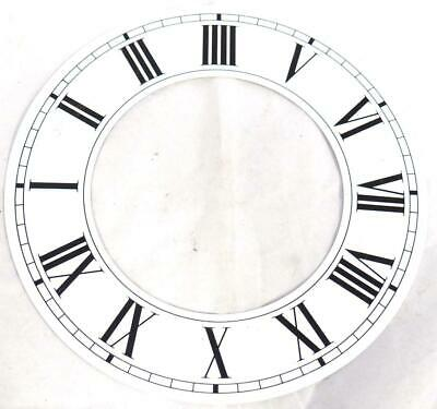 Metal clock Dial Clock Chaptering Dial Roman Numerals For Clock 15cm