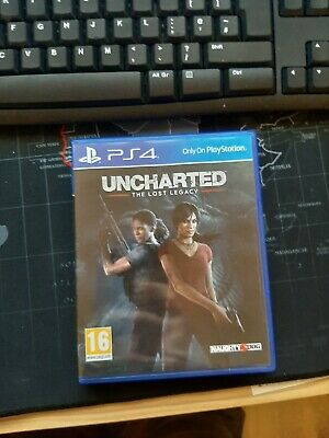 Uncharted The Lost Legacy Sony PlayStation 4 + multiplayer DLC