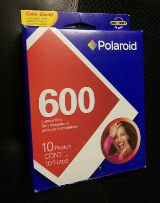 Polaroid 600 Instant Film Expired 05/08 1 Pack Of 10 Photos