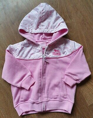Baby Girls Lonsdale Hoody! Ages 18 - 24 Mths!