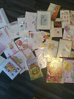 Joblot Greetings Cards Assorted Birthday/occasion X over1500