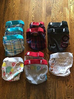 Eleven GUC Boy Novelty Print XL gDiapers Diaper Covers