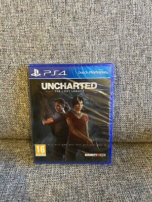 Uncharted The Lost Legacy PS4 Playstation 4 - Brand New and Sealed