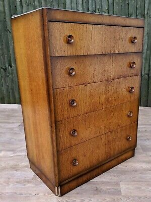 Art Deco Tallboy Chest Of Drawers