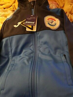 Joma Zip Up Sports Top Age 8 Years