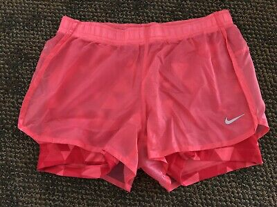 NIKE PRO WOMENS Dri Fit Compression Training Shorts Size XS