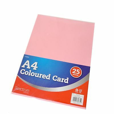 200 x A4 Card Stock, Assorted Colour Pack, Card Making / Scrapbook Scrapbooking