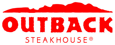 2 Outback Steakhouse Giftcards 1 $50 & 1 $25...$75 total value....Ships Free!!